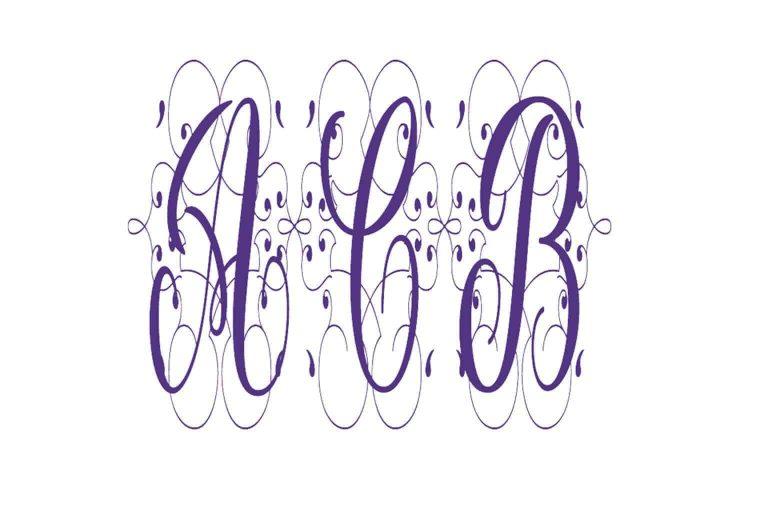 ACB Monogram