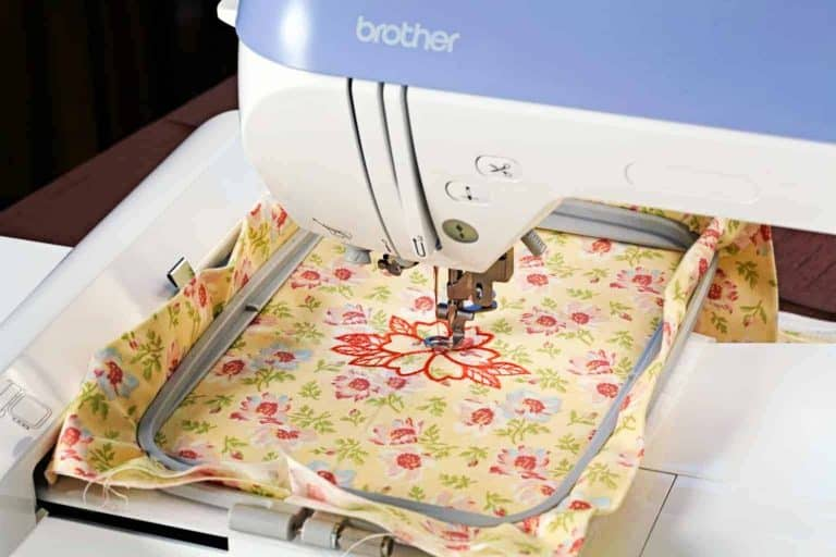 Brother PE-770 Embroidery