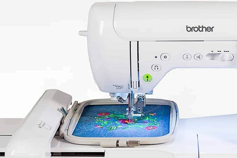 Brother SE1900 5 x 7 Embroidery Machine
