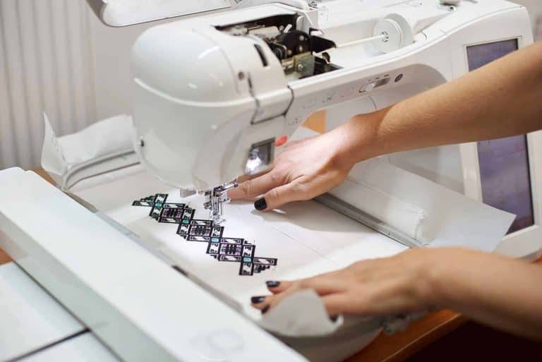 Fixing Fabric Placement on Embroidery Machine