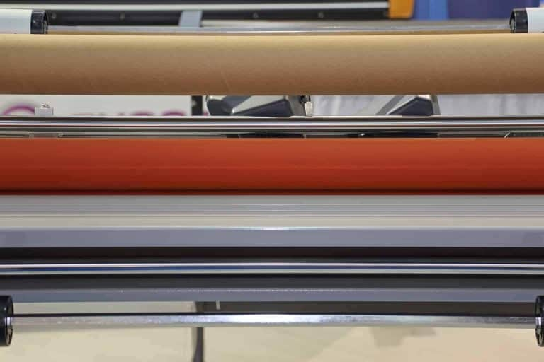 Heavy Thermal Laminator Rollers