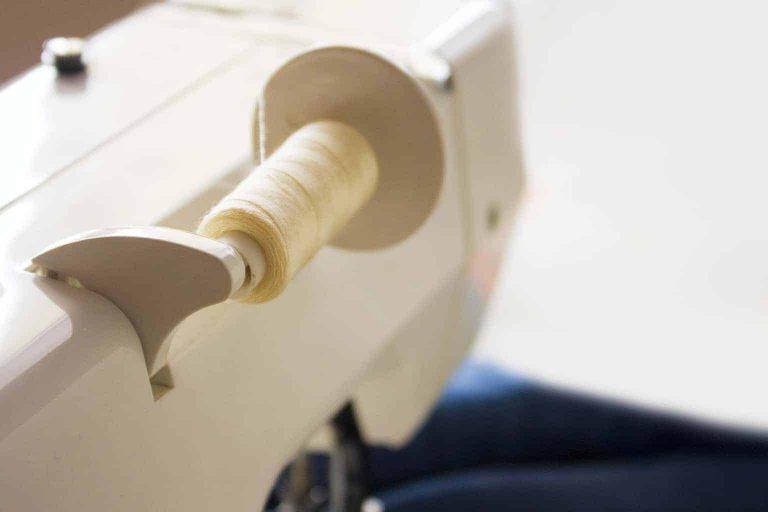 Janome Sewing Machine Thread Holder