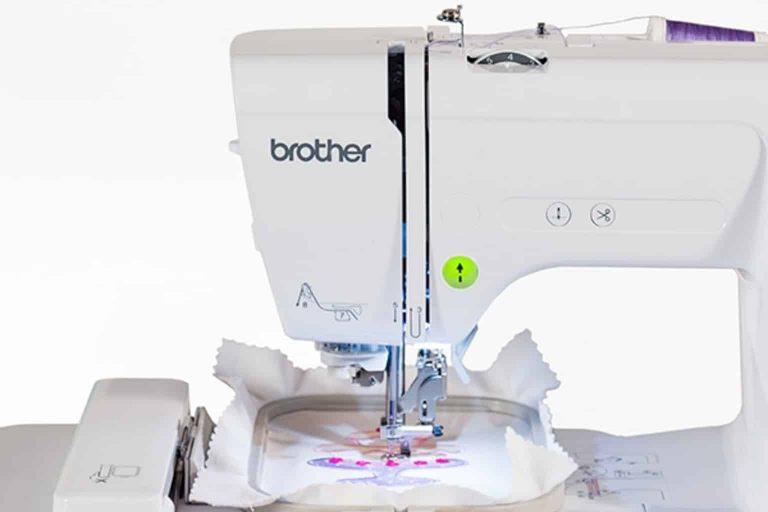 PE535 4 x 4 Embroidery Machine
