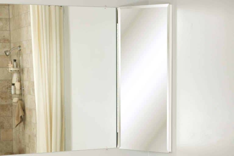 Zenith Over-the-Mirror Corner Medicine Cabinet